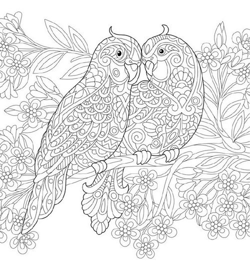 20 Trendy Valentine's Day Design Ideas to Inspire You - Coloring Pages