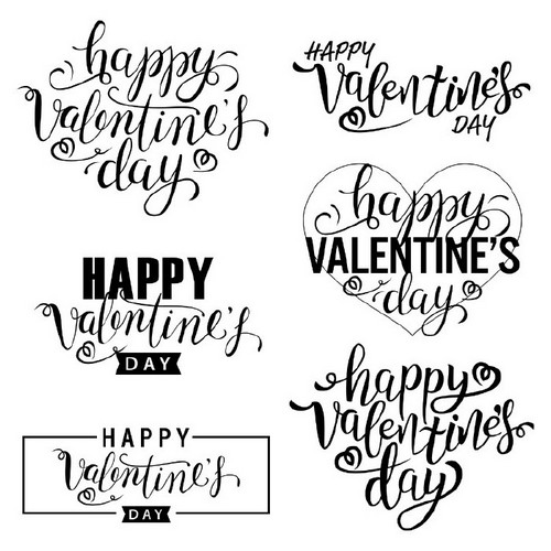20 Trendy Valentine's Day Design Ideas to Inspire You - Hand-Lettering