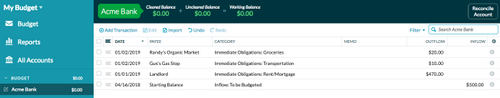 8 Tips, to Master Your Budget, in YNAB