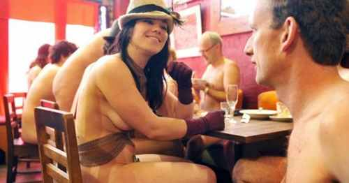 The World's First Nude Restaurant Is Closing Because No One Wanted to Eat There