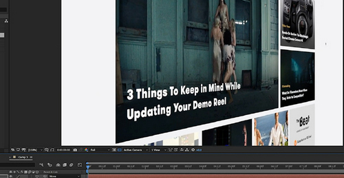After Effects Playbook Part 2: 10 MORE AE Tips and Tricks I Always Use — Screen Capture Animations
