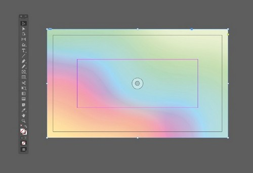 Create a Holographic Foil Effect in Adobe Photoshop — Holographic Background