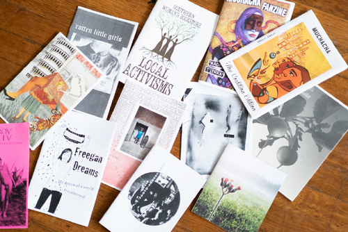 Design Trends: An Introduction to the Return of Zine Culture - Local Arts Collectives
