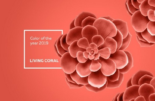 How to Use Living Coral, Pantone's Color of the Year, in Your Designs - Nature Theme
