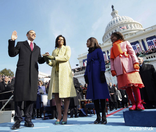 Incredible Moments from Super Bowl History, In Pictures - Obama Inauguration