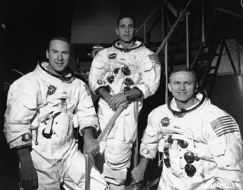 Incredible Moments from Super Bowl History, In Pictures - Apollo 8