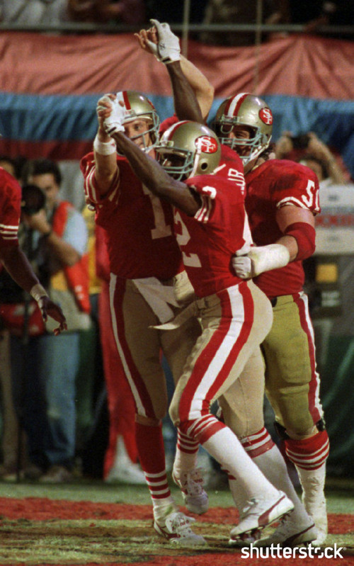 Incredible Moments from Super Bowl History, In Pictures - Super Bowl XXIII
