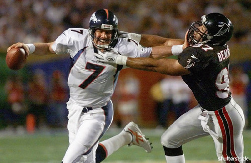 Incredible Moments from Super Bowl History, In Pictures - Super Bowl XXXIII