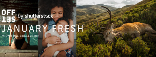 January Fresh: New Content We Love - Offset Collection - January Fresh