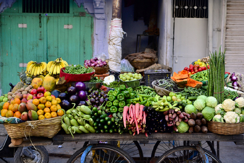 Photographers on Delicious Street Food Around the World - Color and Light