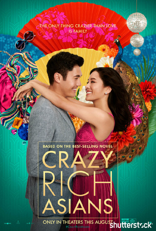 Photos from 9 of This Year's Awards Season Front Runners - Crazy Rich Asians