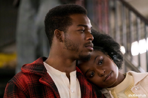 Photos from 9 of This Year's Awards Season Front Runners - Stephan James and KiKi Layne
