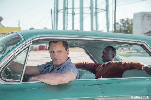 Photos from 9 of This Year's Awards Season Front Runners - Green Book