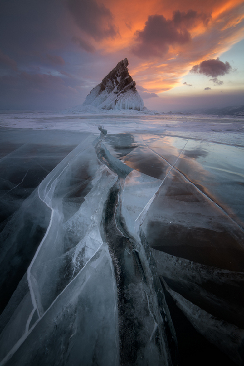Professional Tips for Magical Winter Landscape Photos - Take Your Time