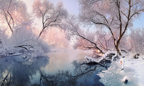 Professional Tips for Magical Winter Landscape Photos - Know the Location