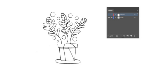 Turn a Sketch into Digital Art with This Complete Guide - Vector