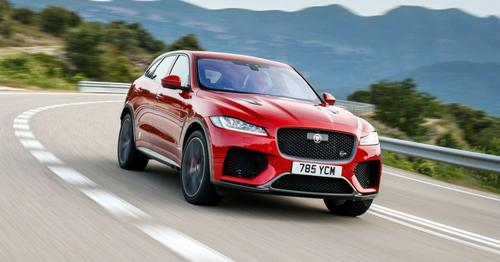 2019 Jaguar F-Pace SVR First Drive Review: Everything You Need To Know