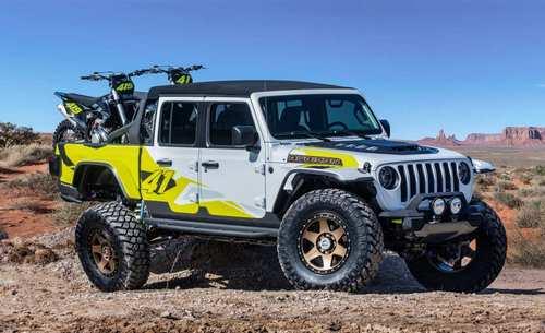 2019 Jeep Easter Safari Concepts Are Ultimate Gladiators