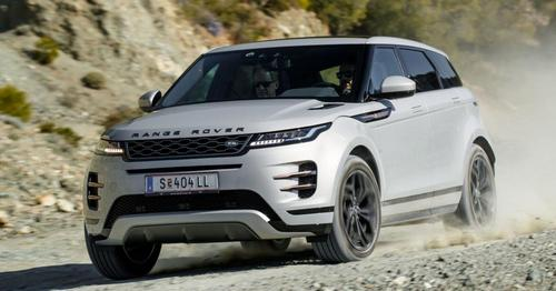2020 Range Rover Evoque: First Drive of Latest Luxury Compact SUV