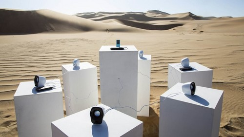 Africa By Toto Will Play on Endless Loop 'For All Eternity' In Namibian Desert