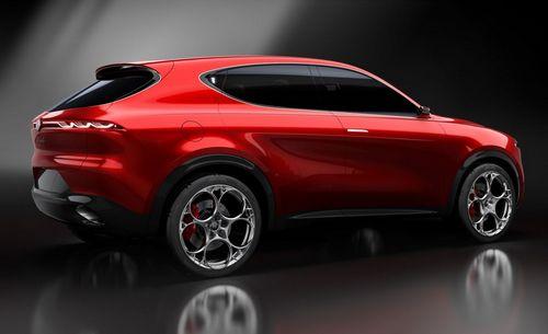 Alfa Romeo Tonale Concept (1)