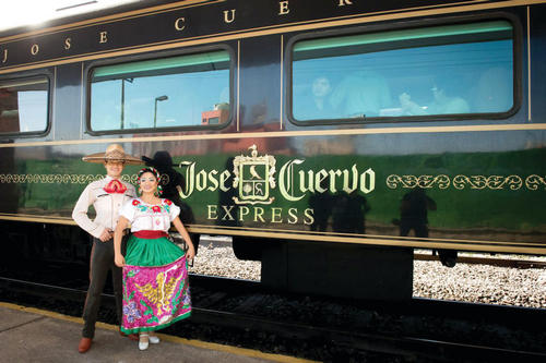 All Aboard the Heritage Rum Railway That's Now Chugging Through Barbados