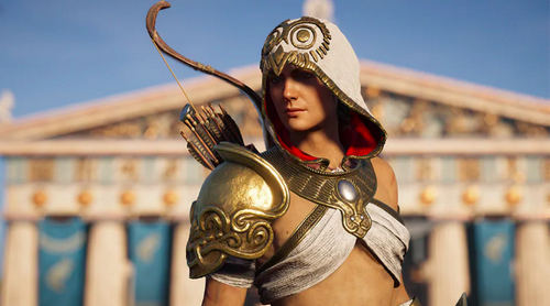 The new Athena gear