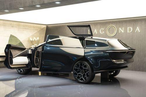 Aston Martin Lagonda All-Terrain Concept (1)