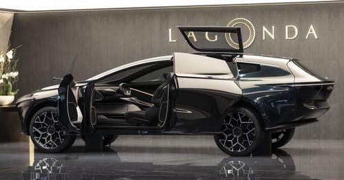 Aston Martin Lagonda All-Terrain Concept Promo