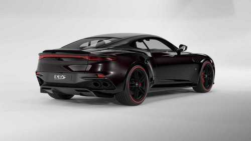 The Aston Martin DBS Superleggera Tag Heuer Edition.