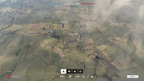 The new Panzerstorm map