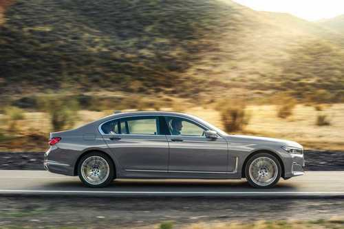 BMW Reveals Luxurious 2020 7 Series With More Tech and Style Than Ever