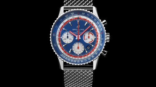 Pan Am: Navitimer 1 B01 Chronograph 43.