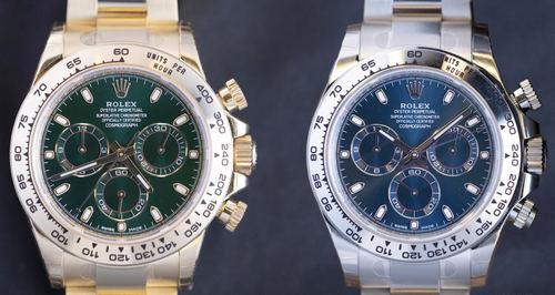 Rolex Daytonas