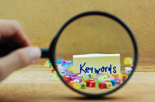Maximize Your SEO to get Your Photo Website Front and Center - Keywords