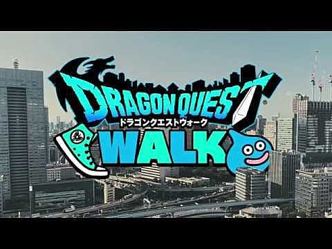 Dragon Quest Walk Coming to Android and iOS