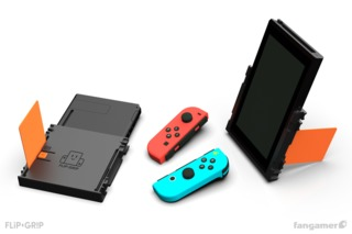 The Flip Grip is a simple yet versatile Switch accessory that, for the right person, is worth far more than the modest asking price.