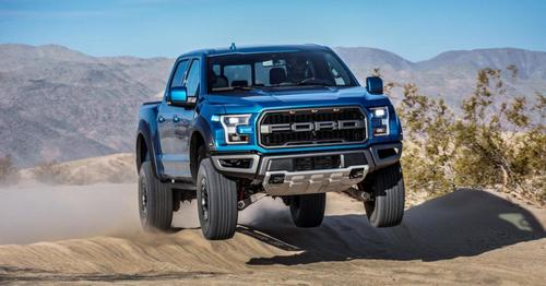 Ford F-150 'Super Raptor' Will Have Mustang GT500's 700-HP V8 Engine