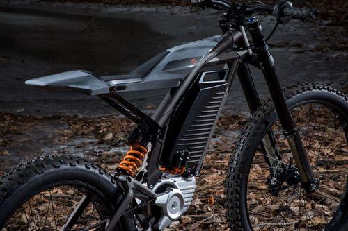 Harley-Davidson Electric Bike (1)