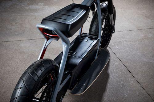 Harley-Davidson Electric Bike (3)