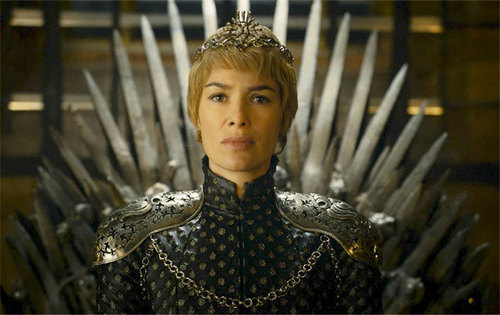Cersei Lannister, Iron Throne (Image: HBO)