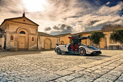 How Pagani Became One the World's Hottest Hypercar Brands