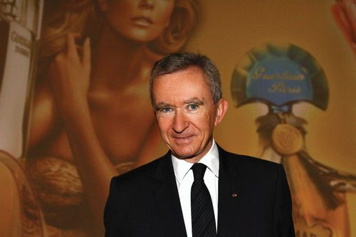 Bernard Arnault is a global tastemaker and business icon in his role as Chairman and CEO of luxury goods conglomerate LVMH.