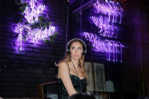 DJ Anna Doll.