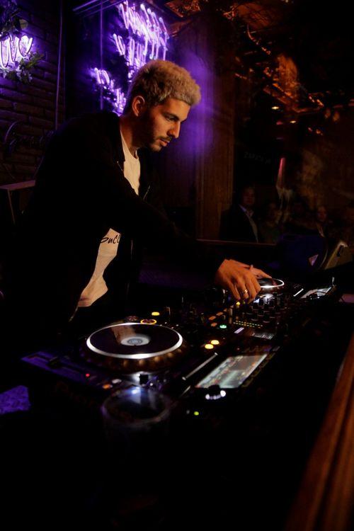 DJ Ivann Delamo.