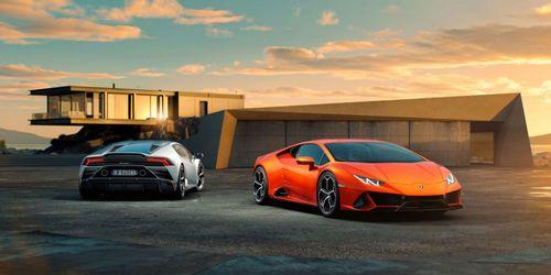 Lamborghini Huracan Evo (3)