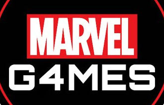 The new Marvel Games logo