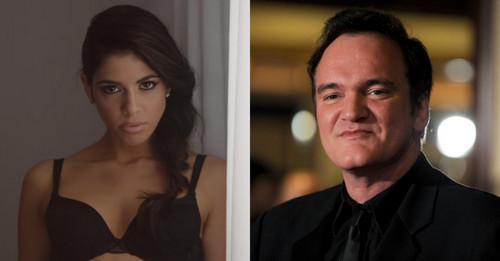 Quentin Tarantino Daniella Pick Promo 2