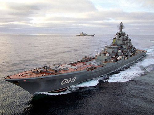 Shoigu promised the newest weapons to the defenders of the Russian Arctic