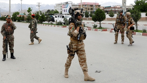 Afghanistan: Car bomb targets convoy of foreign forces in Kabul